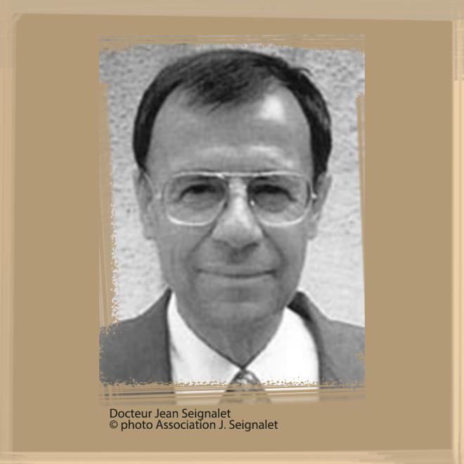 photo du docteur Jean Seignalet